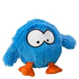 COOCKOO Dog Toy Bouncy Jumping Ball SOUNDCHIP INCL. 28x19cm, Blue