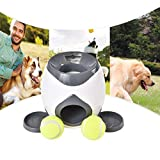Hund Belohnung Spielzeug, Interaktive Hundespielzeug Automatische Pet Ball Launcher Spielzeug Feeder Pet Puzzle Food Dispenser Pet Interaktive Spielzeug für Hund Indoor Outdoor Spielen