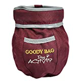 Trixie 32281 Dog Activity Snack-Tasche Goody Bag, ø 11 × 16 cm, Sortiert